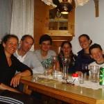 """Unsere Gäste - Familie Wurm in der Wohnung """"Platzhirsch"""""""