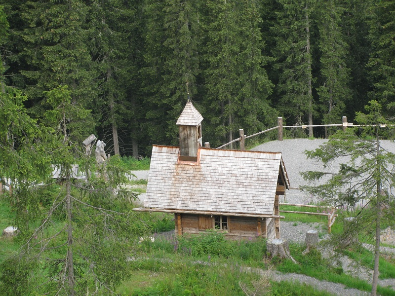 Hubertus Kapelle in Hochfügen