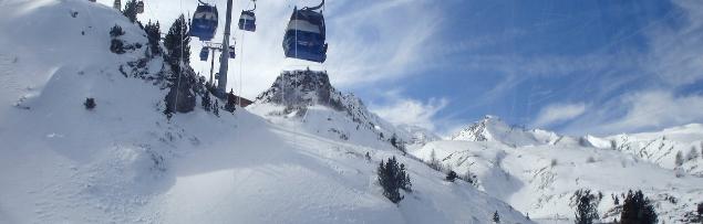 Winter in Hochfügen - Zillertal