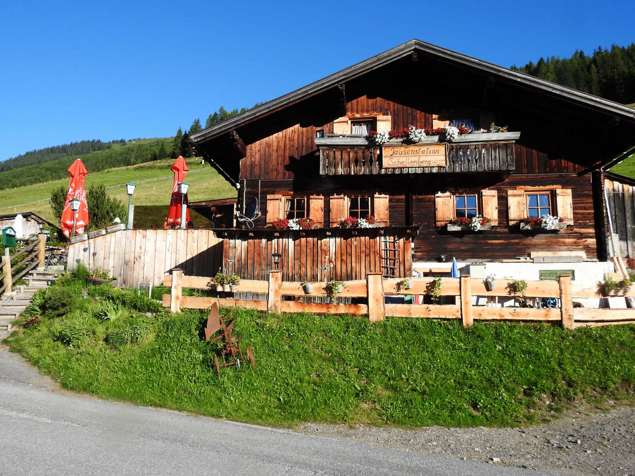Jausenstation Schellenberg