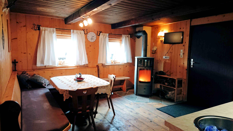 Hütte Almleben
